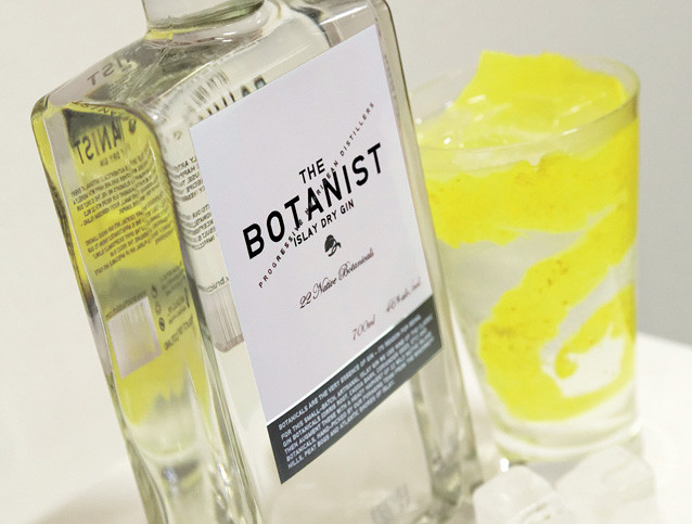 Cocktail The Botanist Gin et Fever Tree Tonic – 455