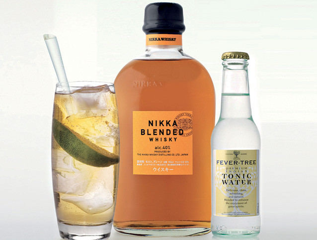 Cocktail Nikka Tonic – 462