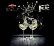 Cocktail Martini Royale – 329