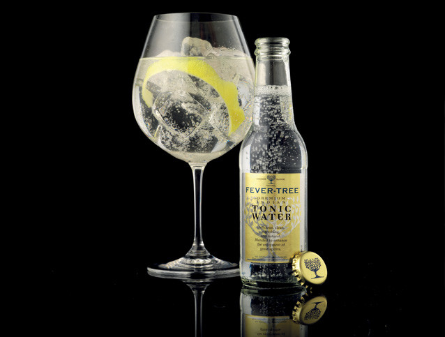Cocktail The Botanist Gin et Fever Tree Tonic – 341