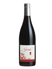 IGP des Collines Rhodaniennes, Syrah Nobles Rives 2014.