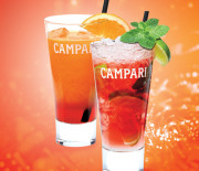Cocktail Campari Mojito & Campari orange – 277