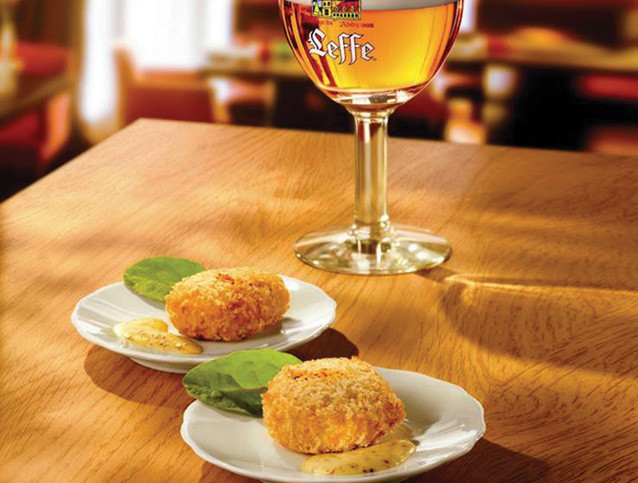Recette Crab-Cake sauce moutarde et agrumes – 281