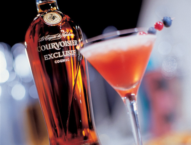 Recette Cocktail Courvoisier Cosmo – 288
