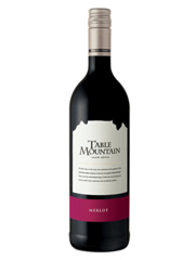 Table Mountain Merlot, Afrique du Sud