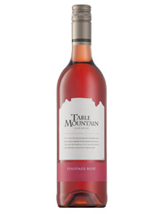 Table Mountain, rosé