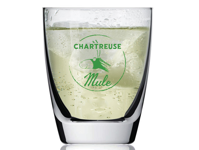 Cocktail Chartreuse Mule – 640