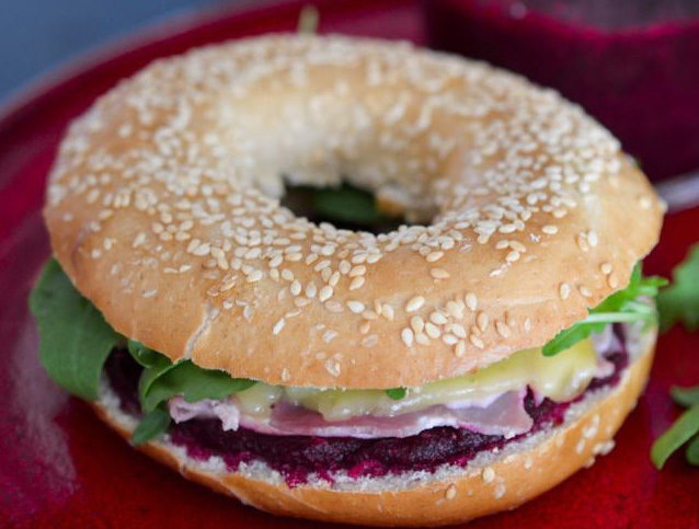 Recette Frenchy Bethmale bagel – 644