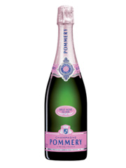 Champagne Pommery Brut rosé Silver